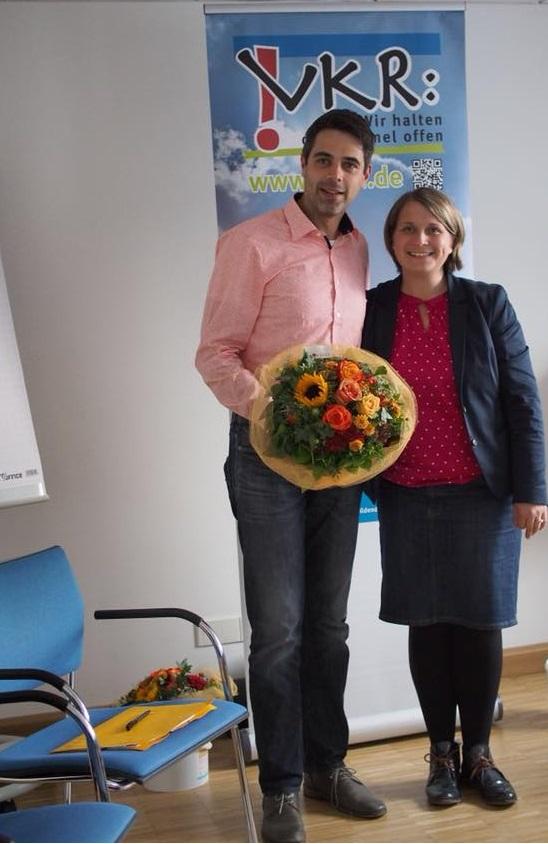 Ralf Menke neuer Diözesanvorsitzender
